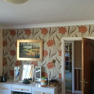 wallpapering services bristol